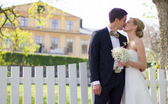 Bröllop på Krusenbergs Herrgård