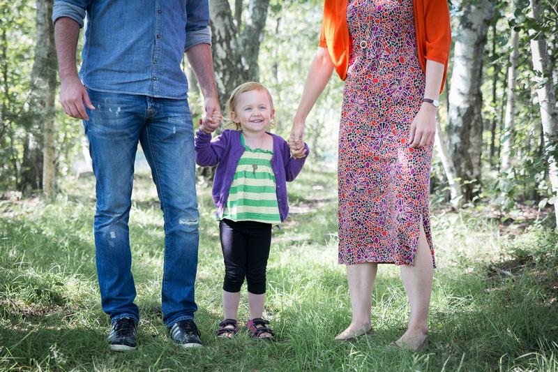 Familjefotografering Falun Fru Thorsell Barnfotograf