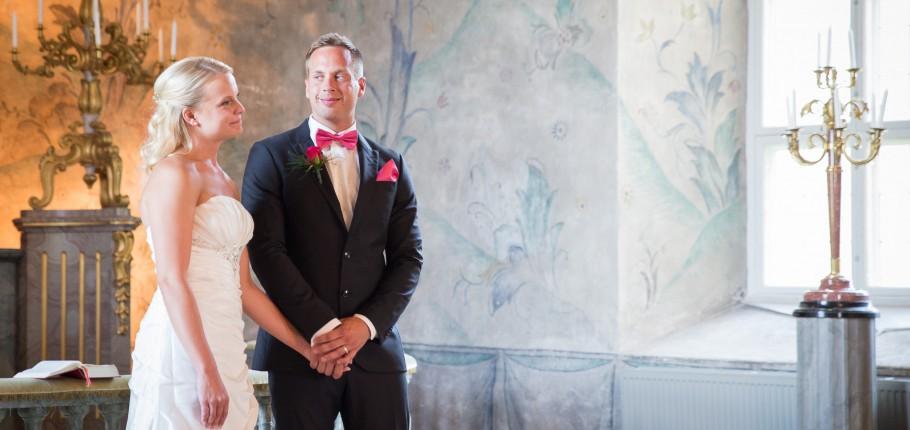 Bröllop på Bispbergs Herrgård
