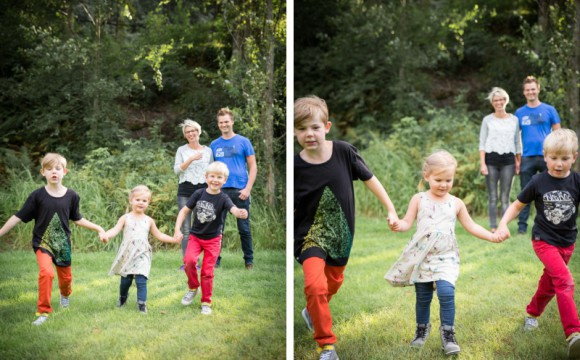Familjefotografering i Säterdalen