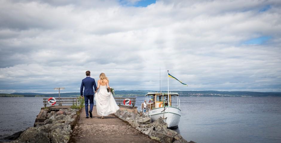 Bröllop Fotograf Dalarna Borlänge Fru THorsell